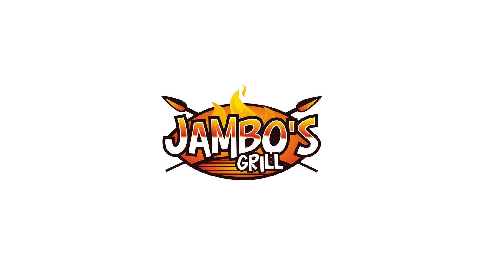 African Themed Restaurant Logo Design And Branding